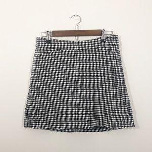 Lady Hagen • Houndstooth Golf Skirt